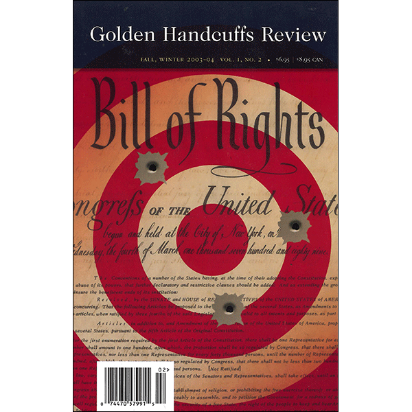 Golden Handcuffs Review #2